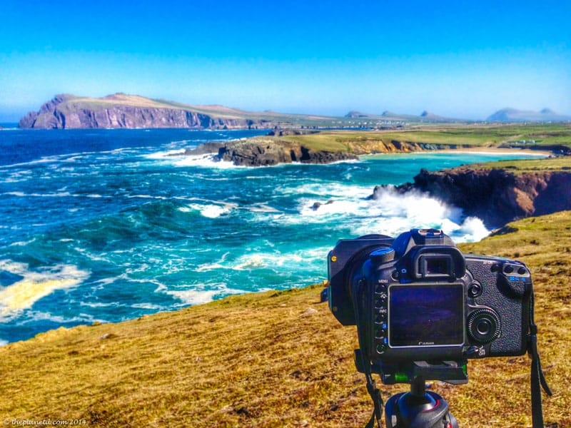 wild atlantic way tips camera