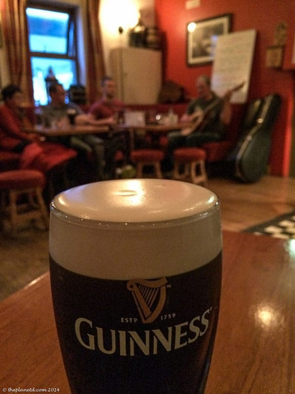 wild atlantic way tips guinness