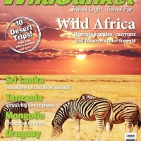 cover of issue of wildjunket magazine