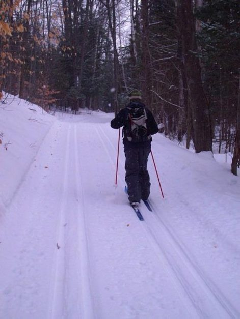 Winter Activities Canada | Cross country skiing