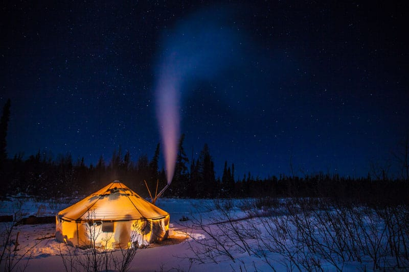 winter expedition ontario