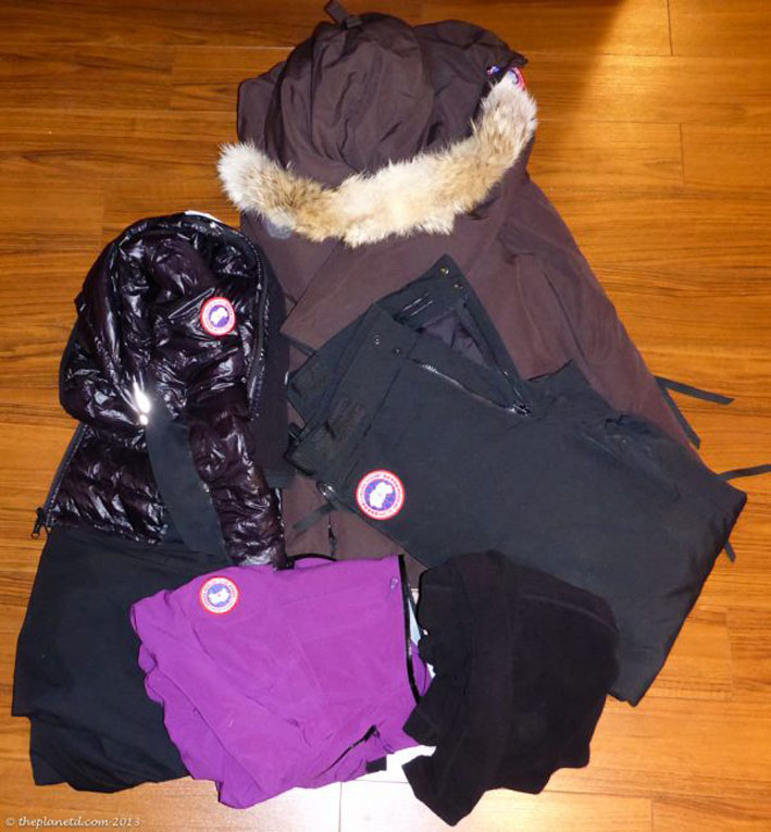 winter packing tips jacket