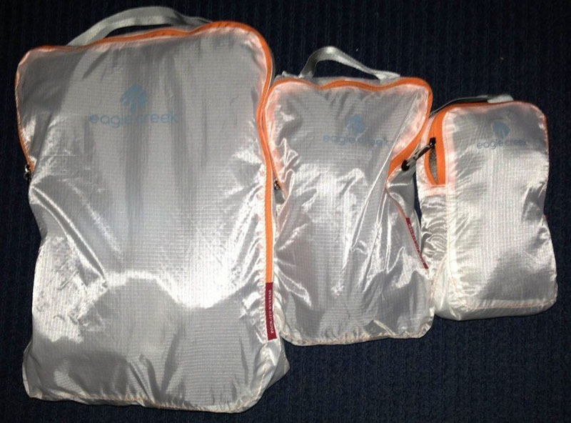 packing cubes winter