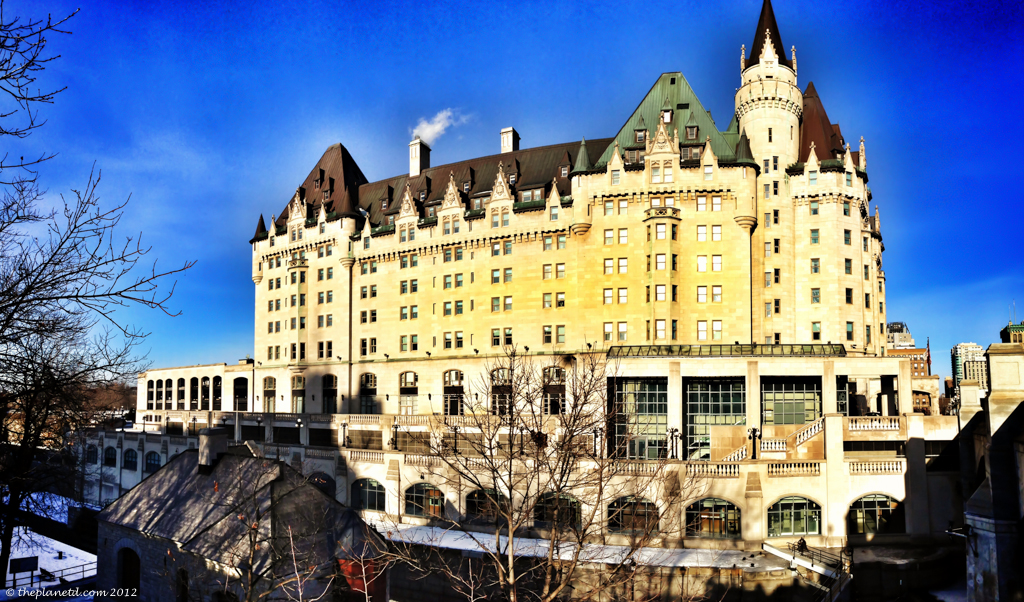 Fairmont Chateaur Laurier Ottawa