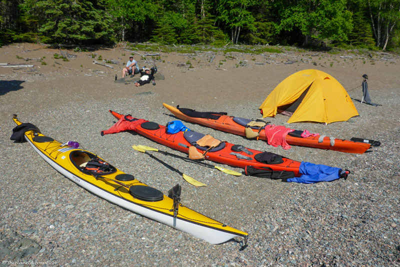 woodland caribou ontario kayaks