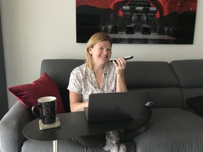 How to Stay Productive When Working Remotely