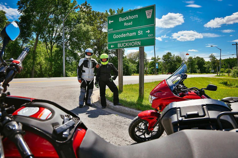 buckhorn motorcycles travel year