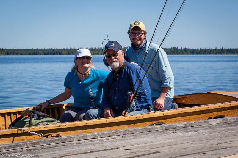 fishing boat travel