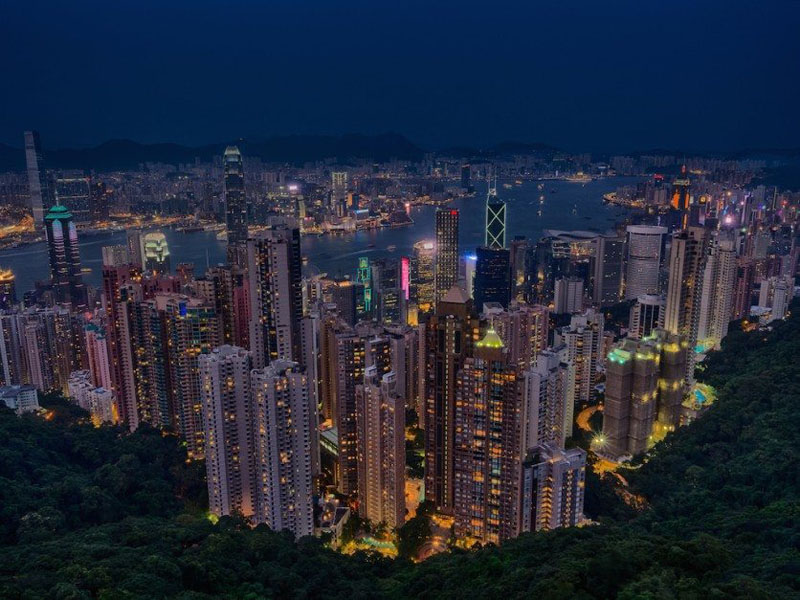 hong kong night travel