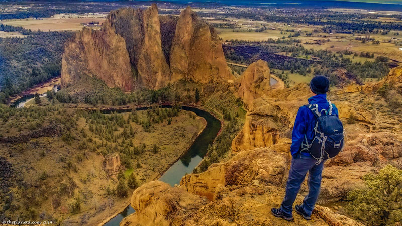 oregon hiking travel