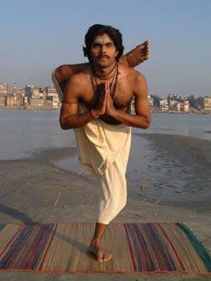 yoga instructor india