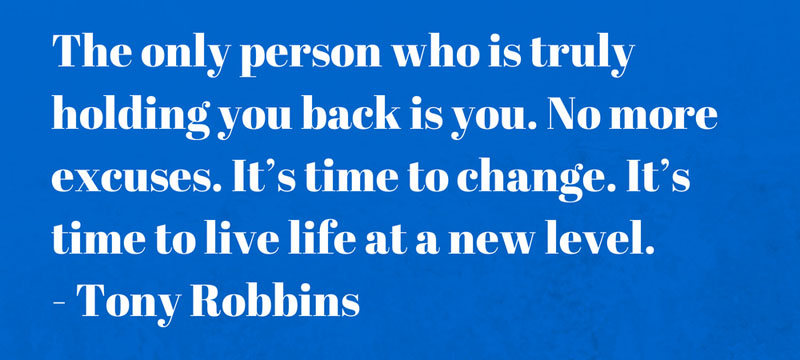 you have the choice tony robbins