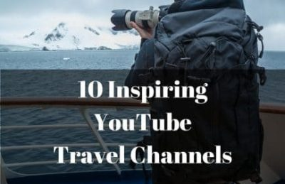 youtube travel channels