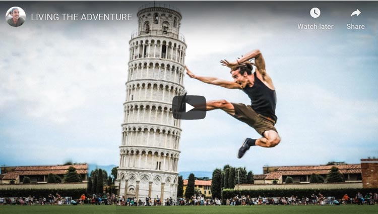 top travel vloggers on youtube | fun for louis