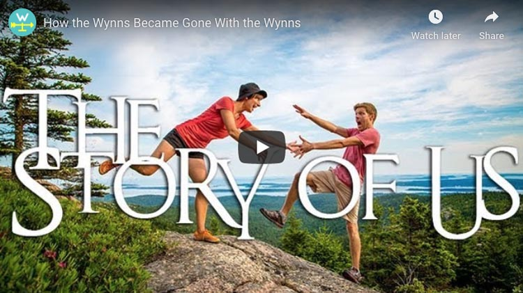 travel vloggers | gone with the wynns