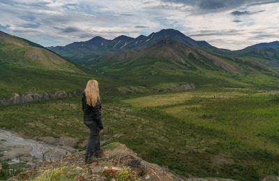 ivavik national park yukon