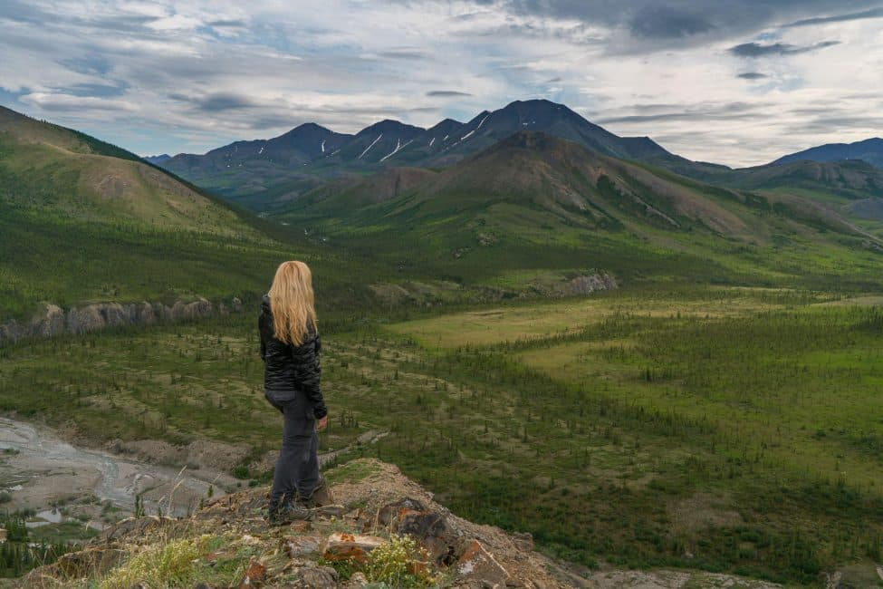 ivavik national park yukon
