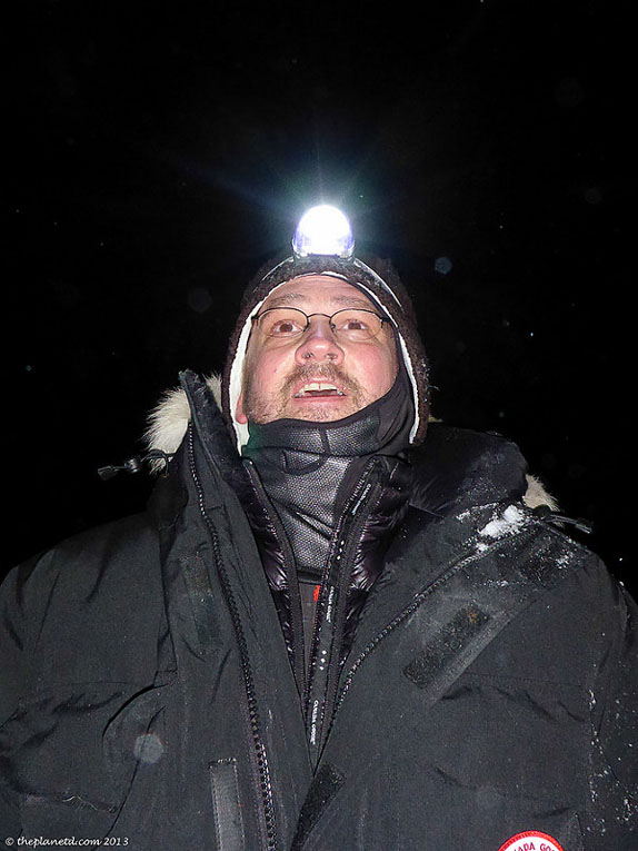 dave headlight in yukon