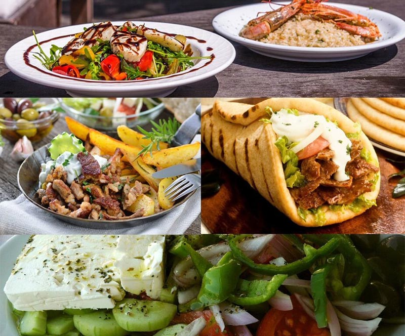 reasons to visit zante food