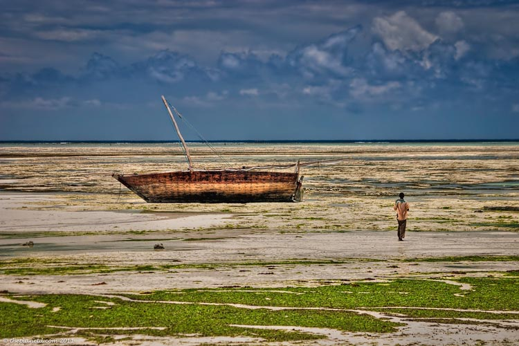 best islands to visit | sand beaches of Zanzibar