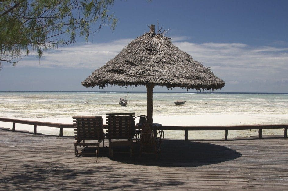 places to visit in Africa | zanzibar beach