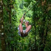 zip fiji canopy tour zip line