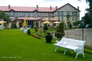 The Grande Hotel