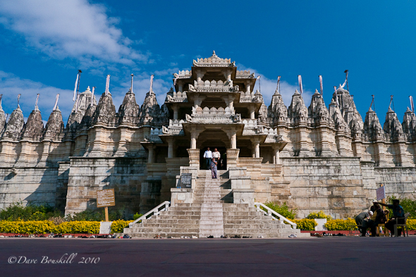 Jain Temple of Ranakpur