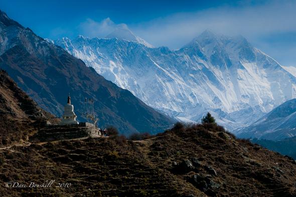 tenzing norgay sherpa monument nepal