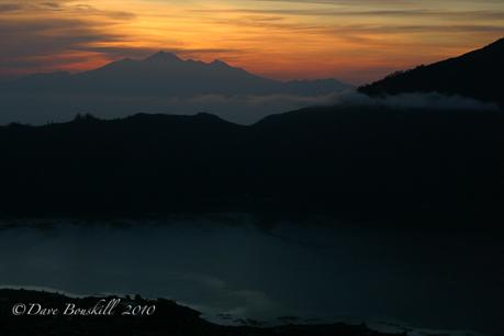Gunung Batur, Indonesia
