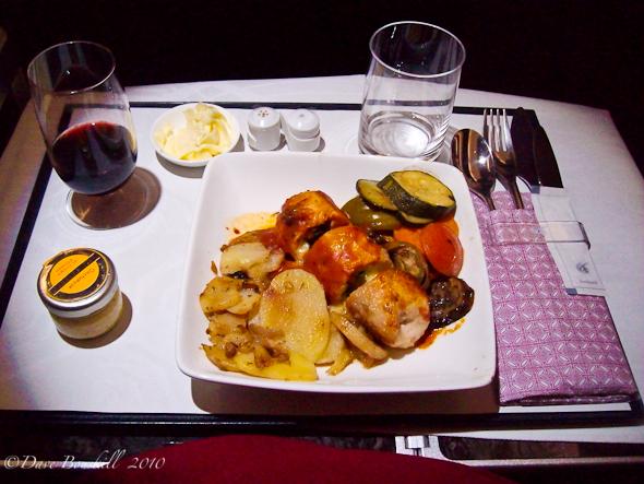 Qatar Business Food Menu