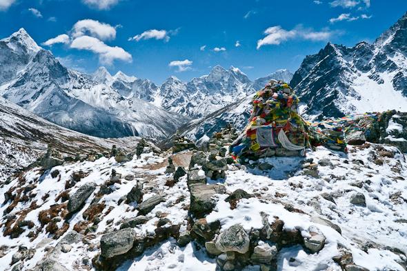 Mount Everest Base Camp, Nepal