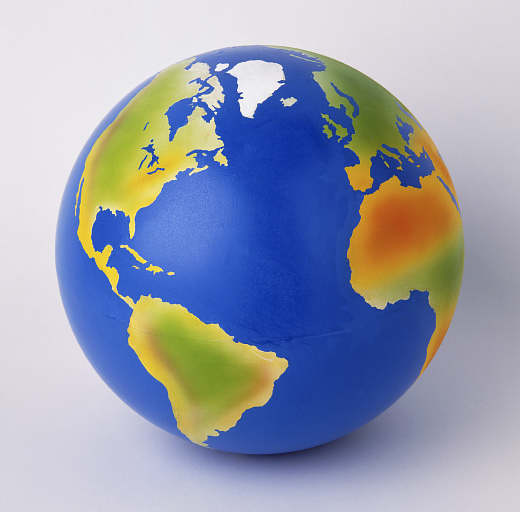 Our world is shrinking!