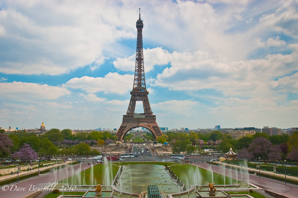 The Eiffel tTower is Calling!!