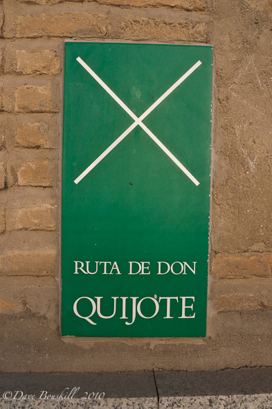 Don Quijote was here!!