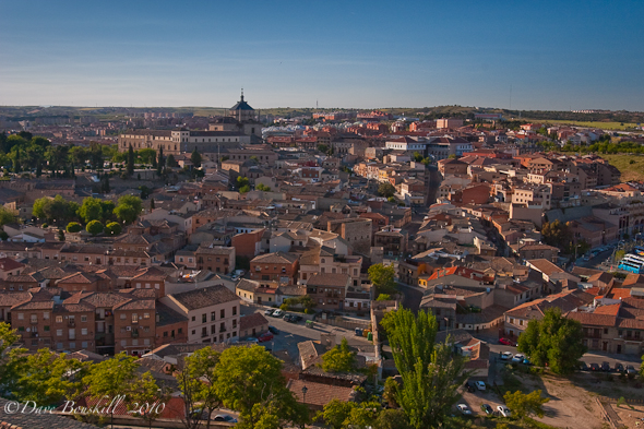 The city of Toledo!