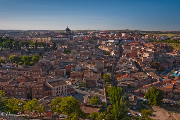 The city of Toledo!