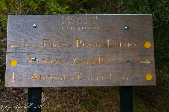 Coma Pedrosa hike at Andorra la Vella