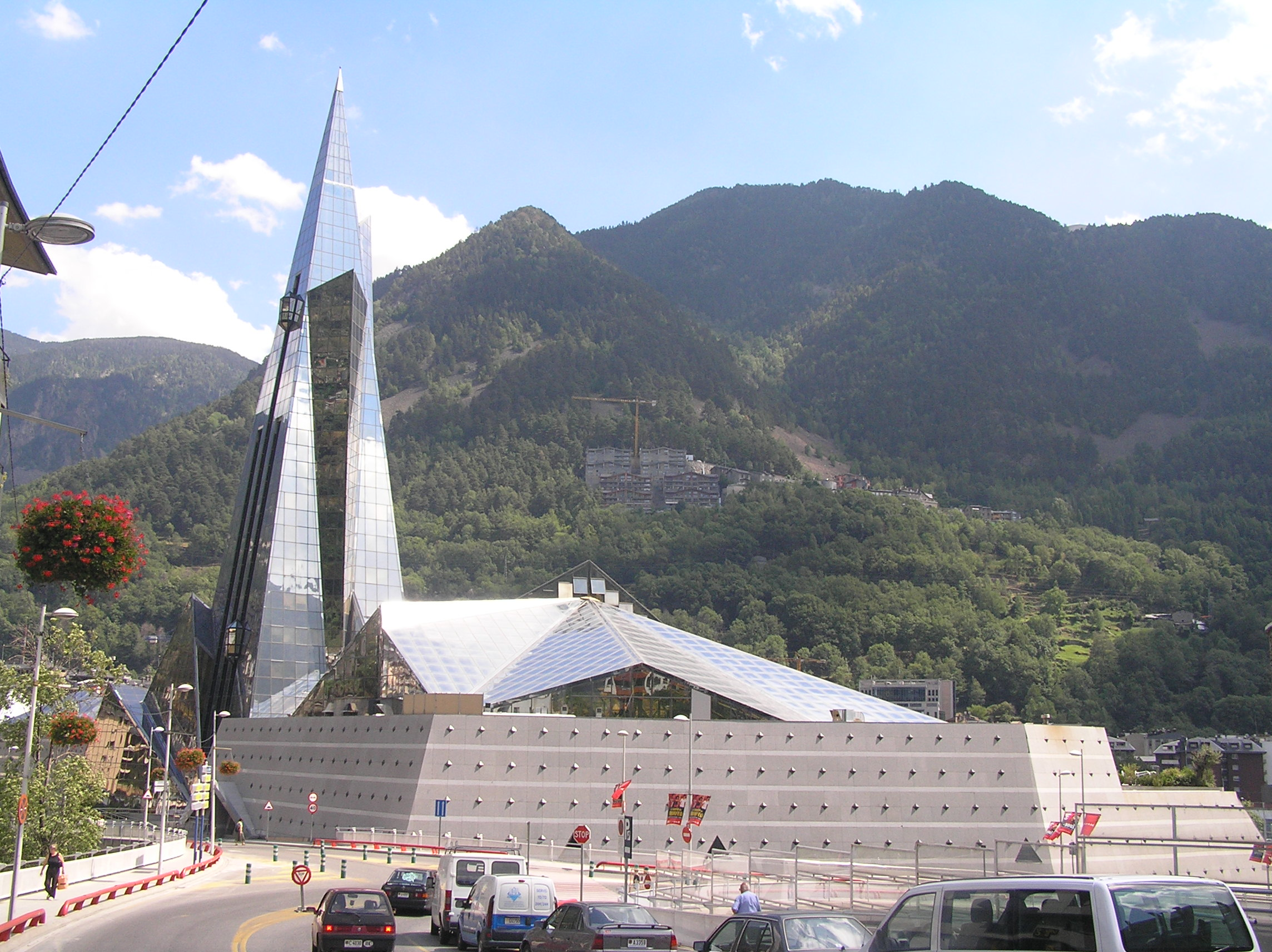 Andorra la vella we like it for Oficina de turismo de andorra la vella