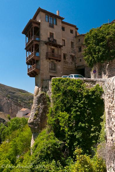 The Casa Colgadas in Cuenca