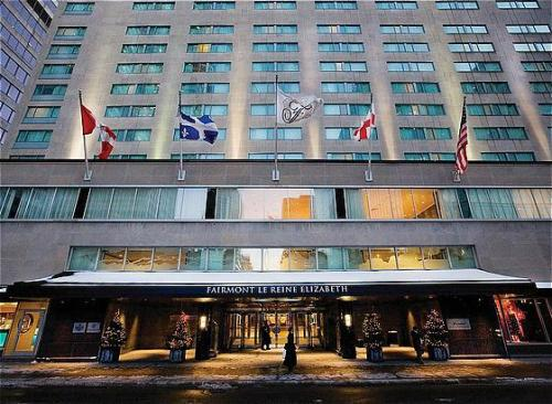 Great Hotels In Montreal
