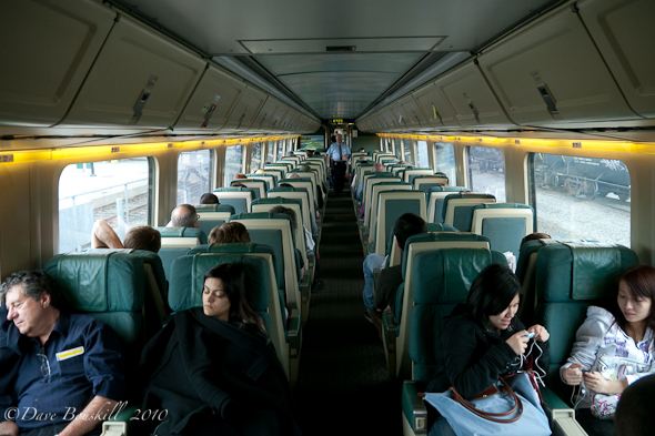 Traveling With Via Rail Canada Toronto To Montreal