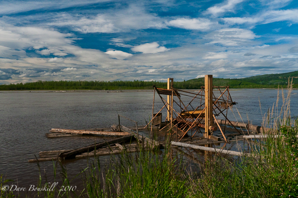 Alaska-Fairbanks-riverboat-Athabaskan-Fish-Camp