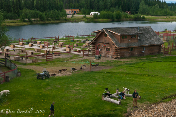 Alaska-Fairbanks-riverboat-Mushing-Camp