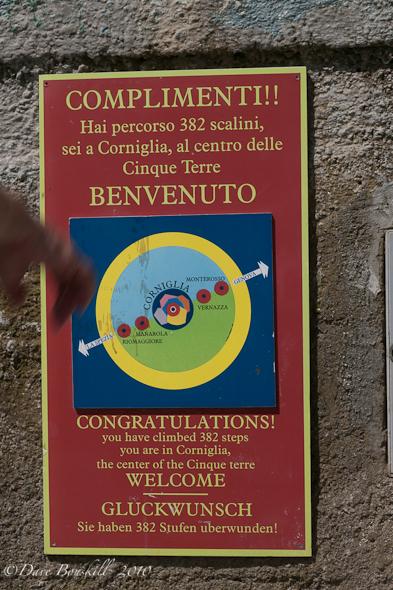 Cinque Terre-Five Villages-Corniglia