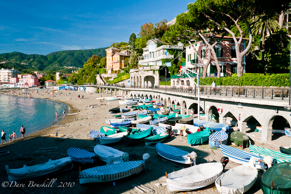 Cinque Terre-Five Villages-Levanto-Italy