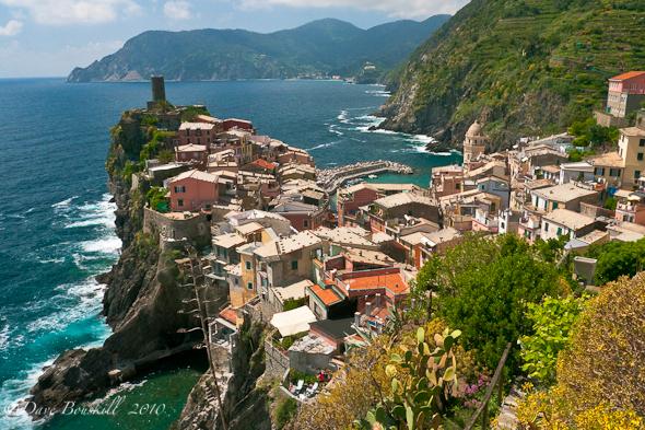 Cinque Terre-Five Villages-Vernazza