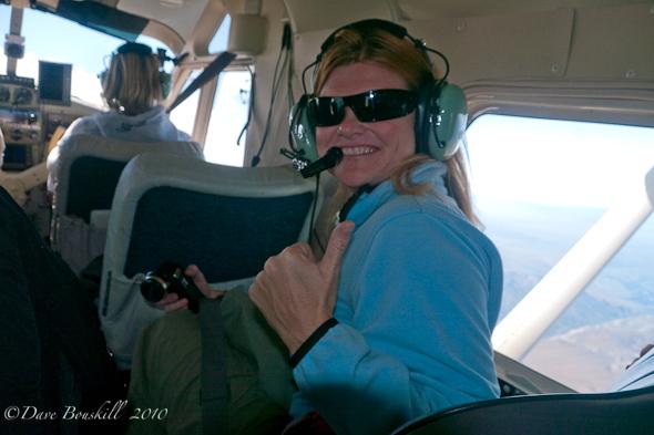 Alaska-Mount McKinley-Flying-Headsets