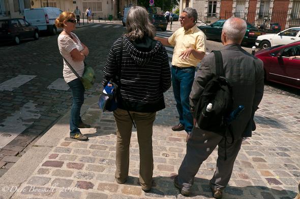 Free things to do in Paris walking tours