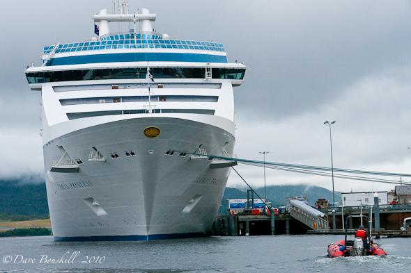 Zodiac Adventure-Ketchican-Alaska-Ship
